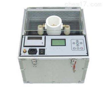 GWJJC-80kV绝缘油介电强度测试仪