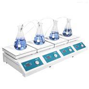 4联加热磁力搅拌器
