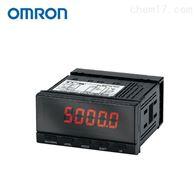 K3MA-F日本欧姆龙OMRON数字面板表