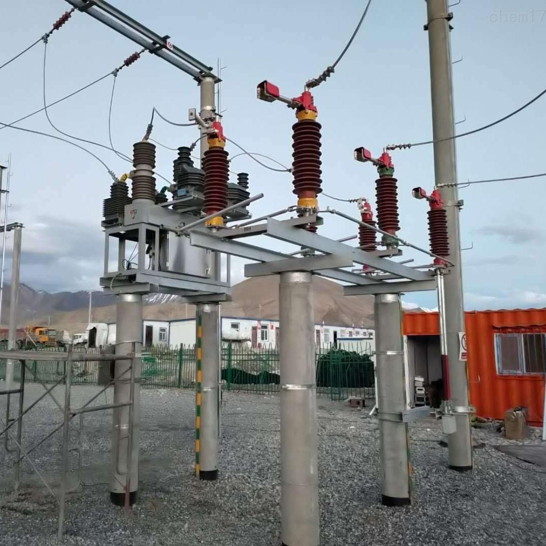 成都35KV高压真空断路器GW4高压隔离开关