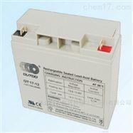 奥特多蓄电池OT12-20/12V20AH厂家直销