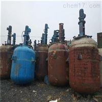 二手3-5吨搪瓷反应釜回收厂家