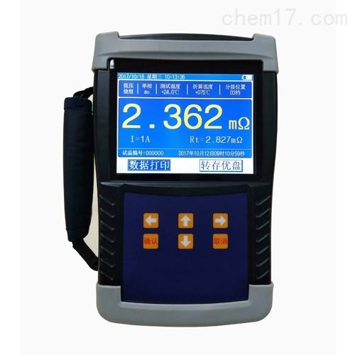 便携式直流电阻测试仪市场价