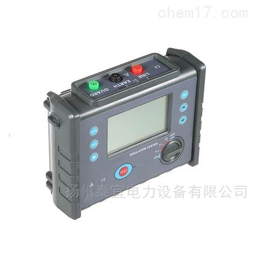TY2677绝缘电阻测试仪