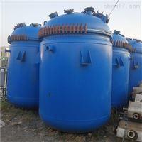 二手5吨搪瓷反应釜供应商