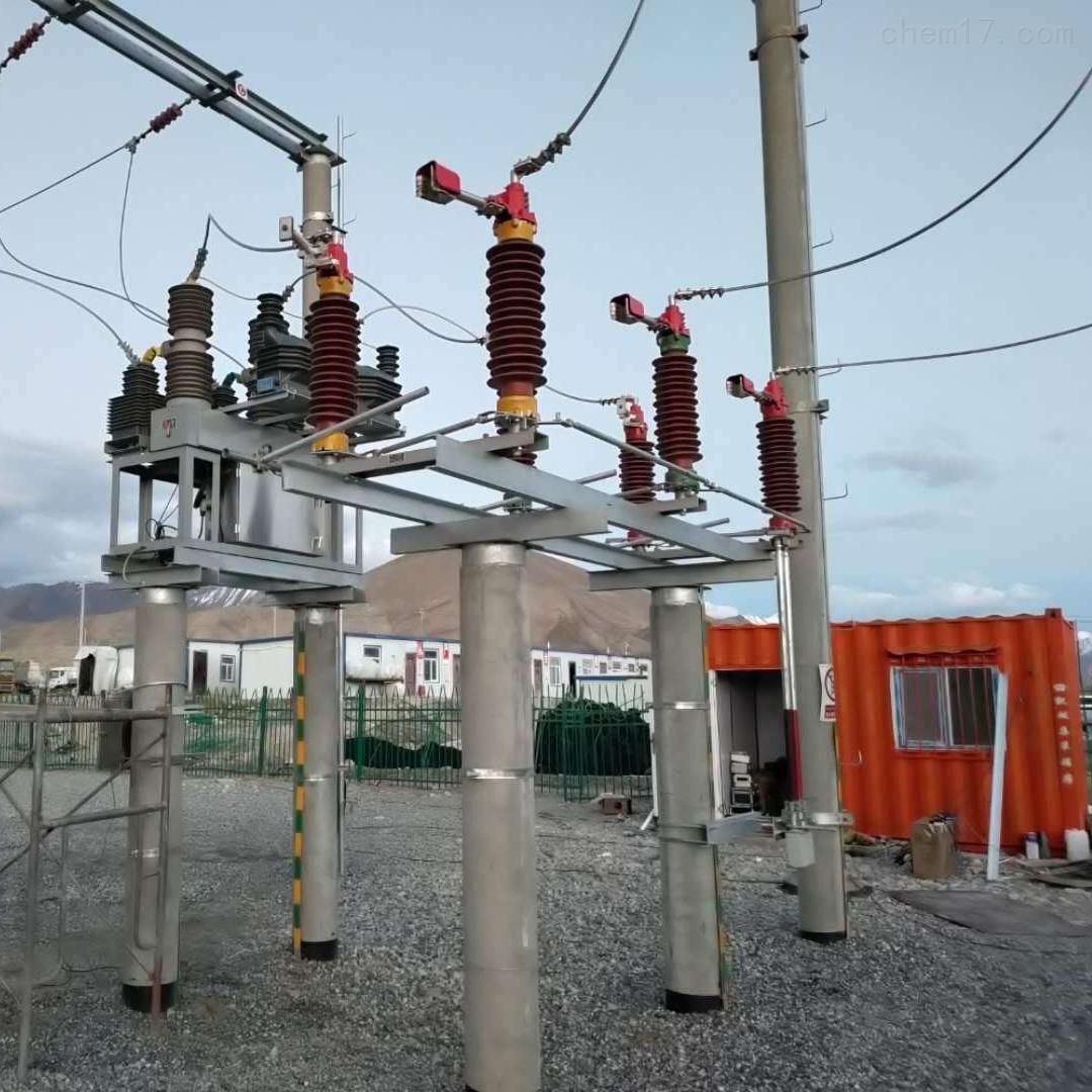 四川成都35KV户外电动高压真空断路器