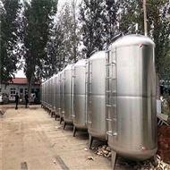 2000L供應二手不銹鋼儲罐5立方-30立方環保衛生