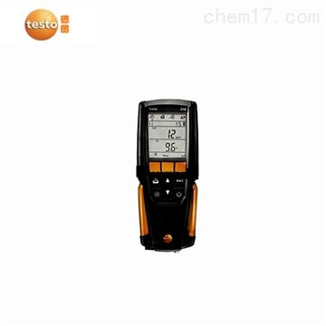 testo 310德国德图手持式烟气分析仪