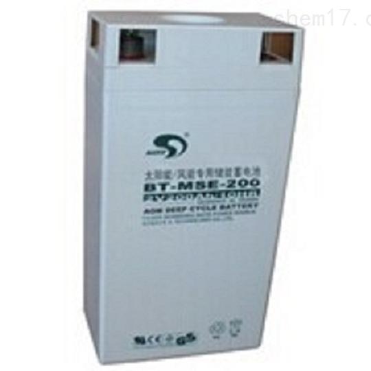 赛特蓄电池BT-MSE-200报价