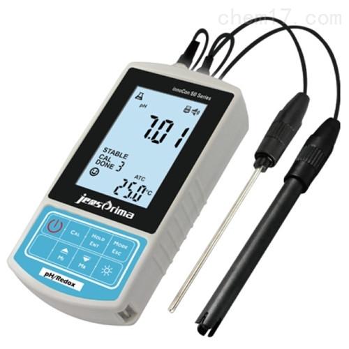 便攜式pH/ORP測量儀innoCon 50P