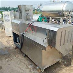 回收65 70型 80 85型佳木斯出售全套70双螺杆膨化机,低价处理