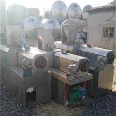 回收65 70型 80 85型二手食品膨化机,70.80型双螺杆