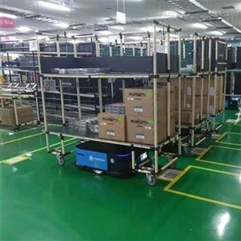 物料車搬運機器人