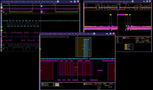 MSO/DPO70000系列,缩短调试时间