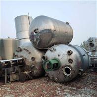 多种回收二手钛材反应釜
