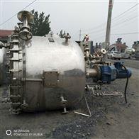 多规格闲置一批二手不锈钢电加热反应釜