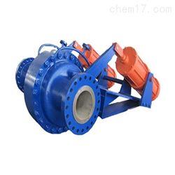 BZ644W气动双盘球阀质量保障