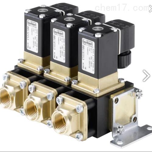 宝德新介质电磁阀,BURKERT可串联的两通阀