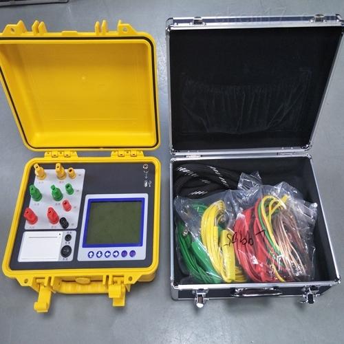 便携式变压器容量特性测试仪