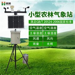 HM-QC9智能生态气象监测系统