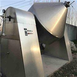 1000L不锈钢双锥干燥机