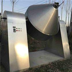 2000L二手双锥真空干燥机