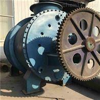 二手2205材质4立方耙式干燥机优惠出售