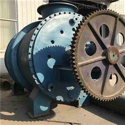 二手5吨不锈钢真空耙式干燥机二手设备厂
