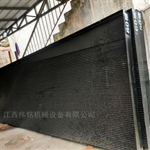 高产量分选6S摇床废旧金属回收水冲选矿摇床