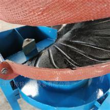 5LL浙江供应水洗选矿机 选煤螺旋溜槽厂家