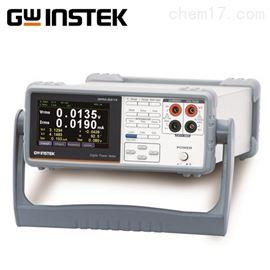 固纬GPM-8213交直流数字功率计 智能电参数
