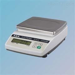 JJ6000B百分之一电子天平称6kg 0.01g