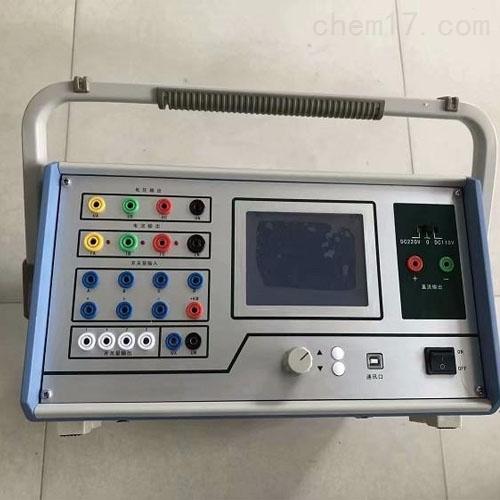 全自动单片机三相微机电测试仪