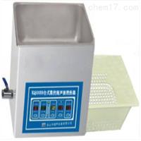 舒美KQ-500DE台式数控超声波清洗机净化消毒