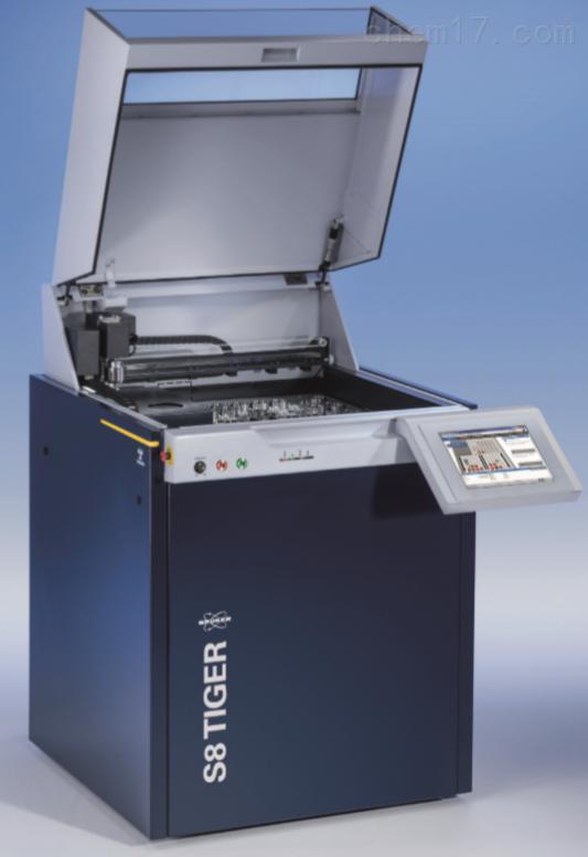 布魯克S8 XRFX射線熒光光譜儀