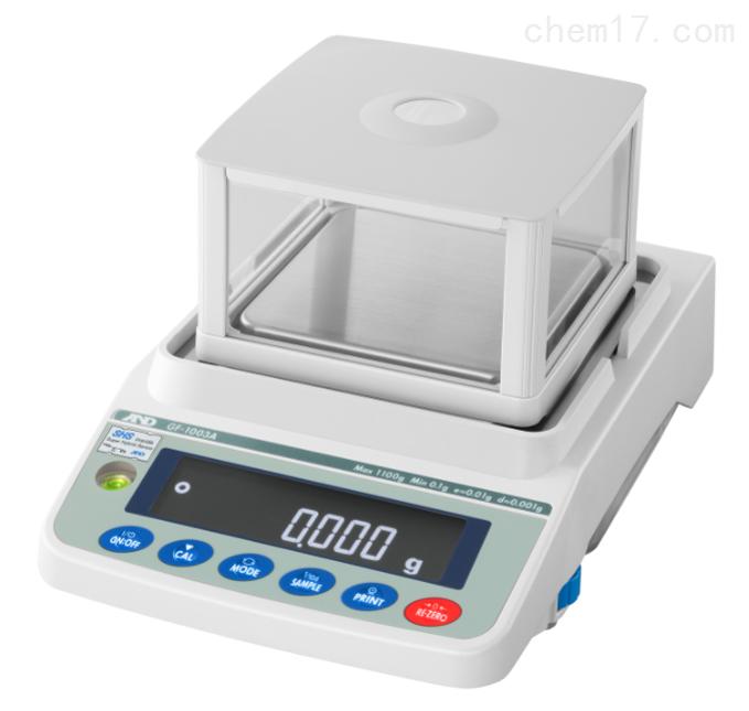 GF-800千分之一电子天平810g 0.001g