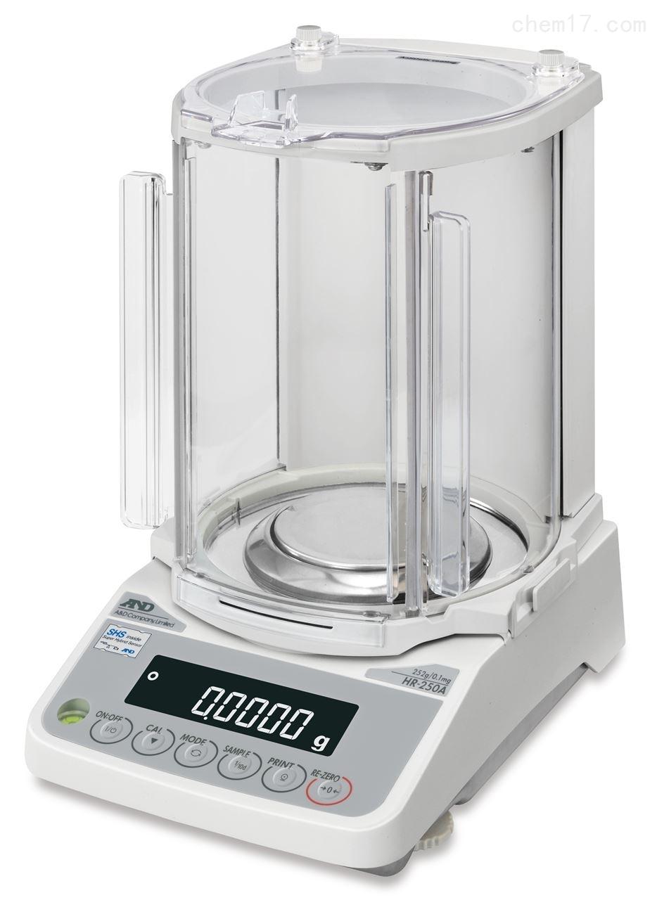 HR-150A电子分析天平152g 0.1mg