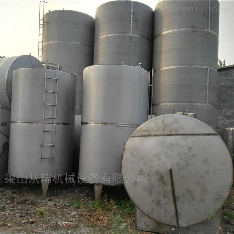 供应二手不锈钢酒罐大量