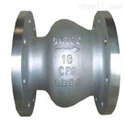 GLH41H不锈钢贯流式止回阀专业生产