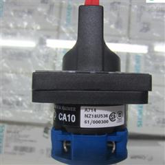 CA10 A722-600E24DC+M002KRAUS NAIMER转换开关