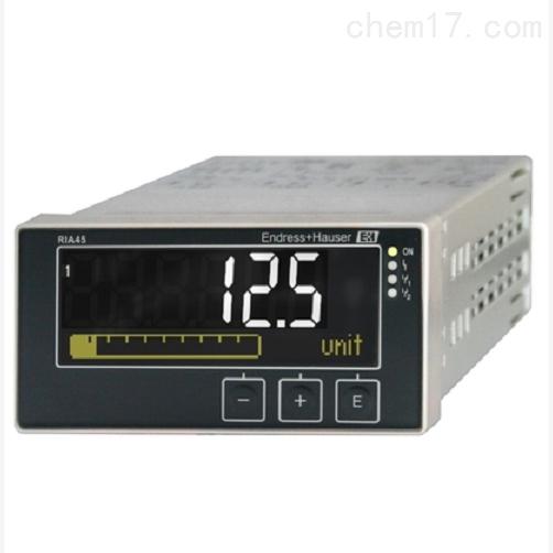 德国E+H过程测控仪