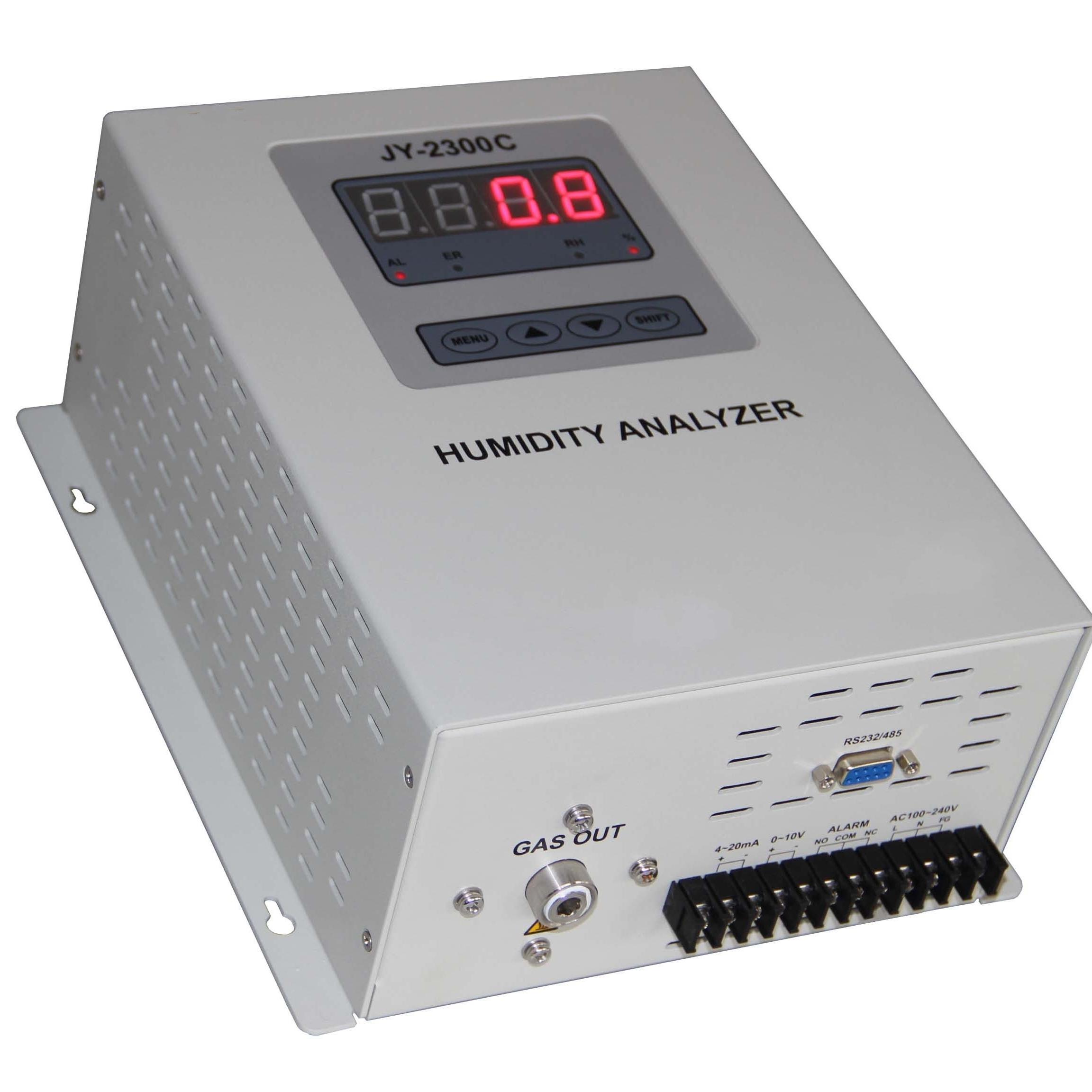 阻容法烟气湿度变送器