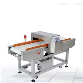 自动输送式月饼蛋黄派异物食品金属检测机