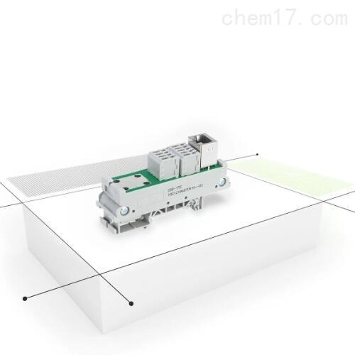 WAGO电缆转换模块全系列产品