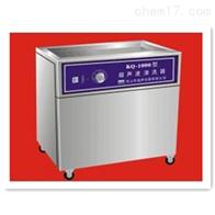 旋钮式KQ-2000昆山舒美落地式超声波清洗器