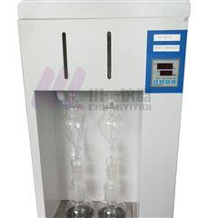 成都2联脂肪测定仪CY-SXT-02索氏抽取器