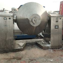 哪里回收不锈钢双锥回转真空干燥机