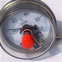 电接点型双金属温度计