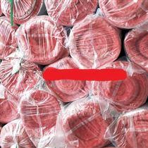 A级防火红色玻璃棉毡