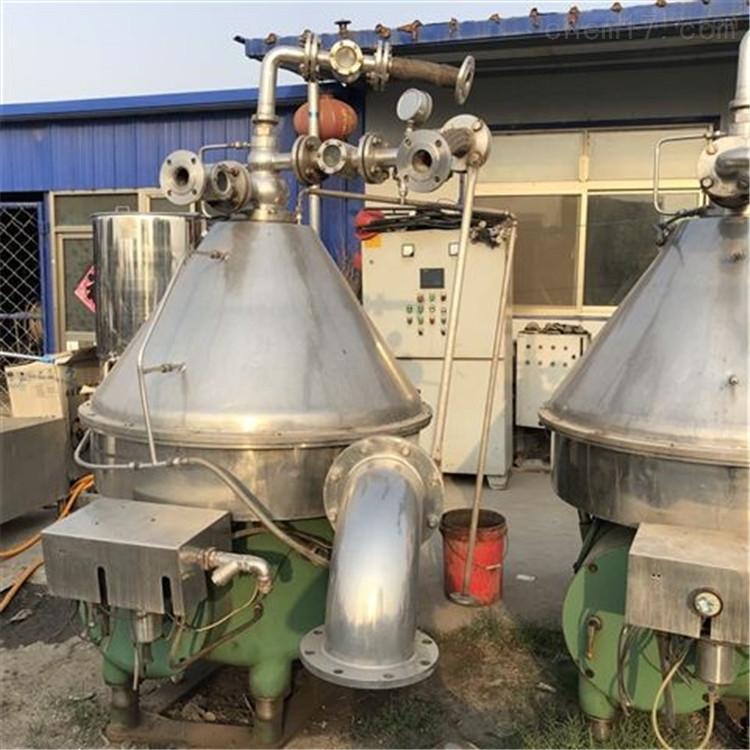 废机油分离设备二手蝶式离心机